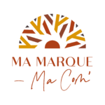 Logo de l'agence de communication au service de l'entrepreneuriat féminin, Ma Marque, Ma Com'